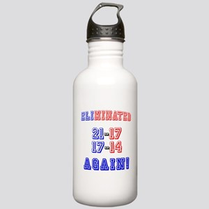 Eliminated Again! Stainless Water Bottle 1.0L