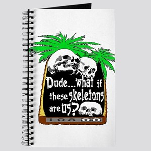 LOST: What if Skeletons R Us? Journal