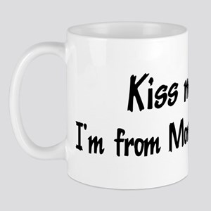 Kiss Me: Monterey Park Mug
