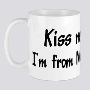 Kiss Me: Milpitas Mug