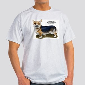 Pembroke Welsh Corgi Light T-Shirt