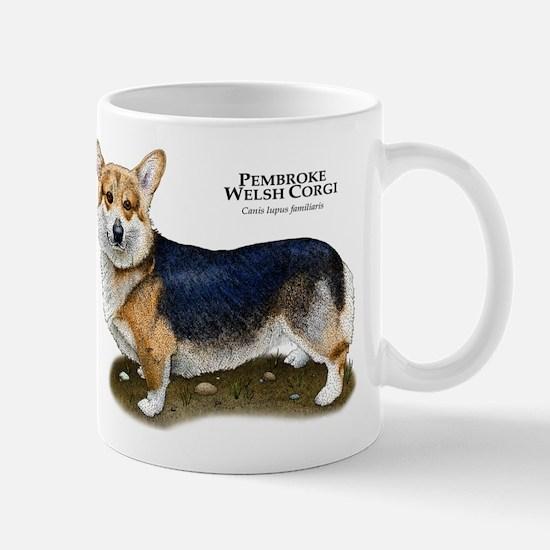 Pembroke Welsh Corgi Mug