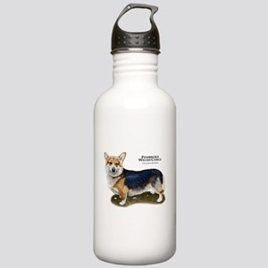 Pembroke Welsh Corgi Stainless Water Bottle 1.0L