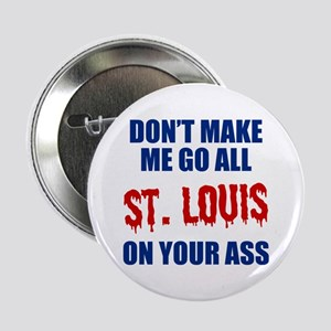 "St. Louis Baseball 2.25"" Button"