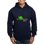 I Love St. Patrick's Day Hoodie (dark)
