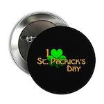 I Love St. Patrick's Day 2.25