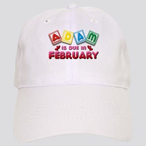 Adam is Due in February Cap