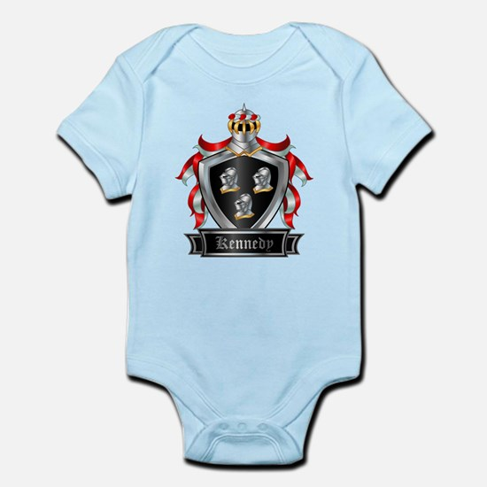 KENNEDY COAT OF ARMS Infant Bodysuit