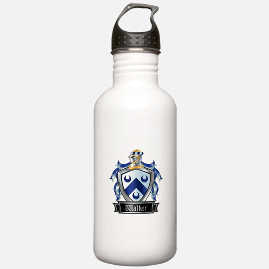 WALKER COAT OF ARMS Water Bottle
