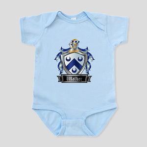 WALKER COAT OF ARMS Infant Bodysuit