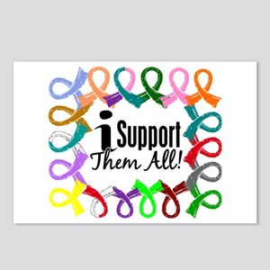I Support Them All Postcards (Package of 8)
