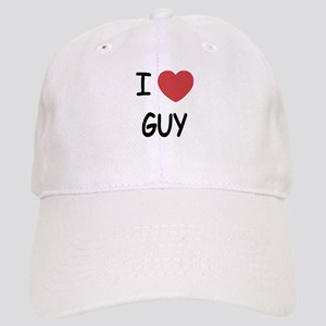 I heart guy Cap