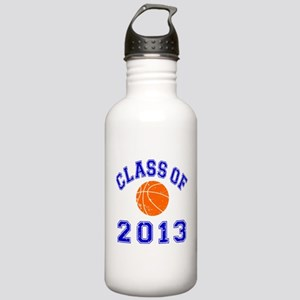 Class Of 2013 Basketball Stainless Water Bottle 1.