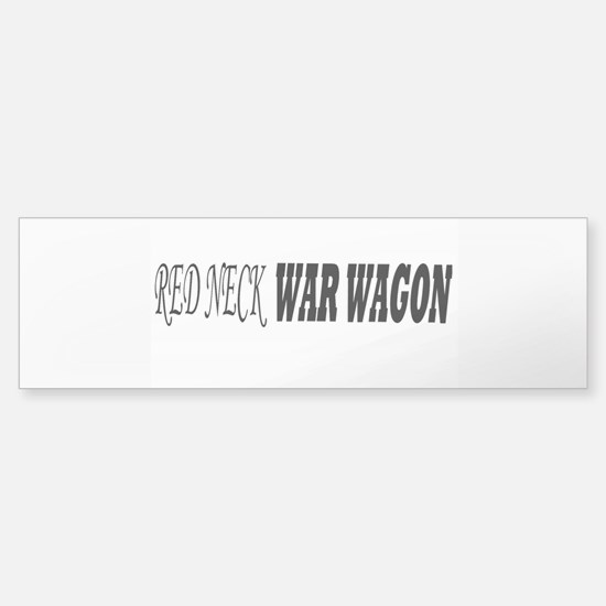 Cute Battle wagon Sticker (Bumper)