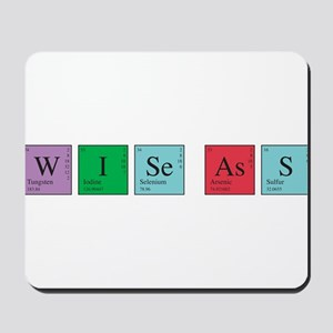Periodic Wise Ass Mousepad