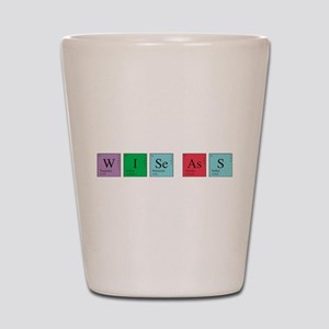 Periodic Wise Ass Shot Glass