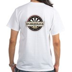 Sex, Darts, Rock N' Roll White T-Shirt