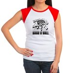 Sex, Darts, Rock N' Roll Women's Cap Sleeve T-Shir