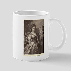 Françoise Bertaut, Mme. de Motteville Mug