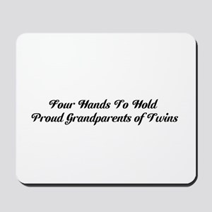 Grandparents Mousepad