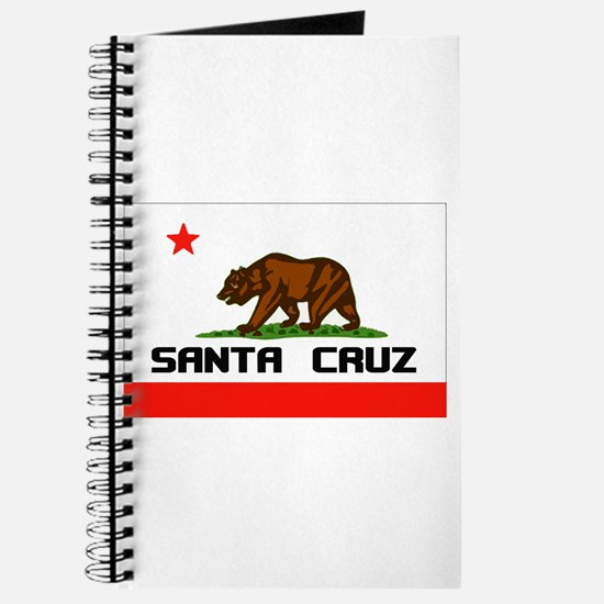 Santa Cruz,Ca -- T-Shirt Journal