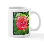 Fiery Rose Mug