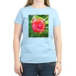 Fiery Rose Women's Light T-Shirt