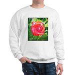Fiery Rose Sweatshirt