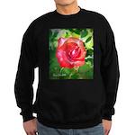 Fiery Rose Sweatshirt (dark)
