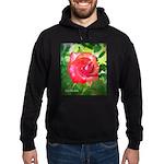 Fiery Rose Hoodie (dark)