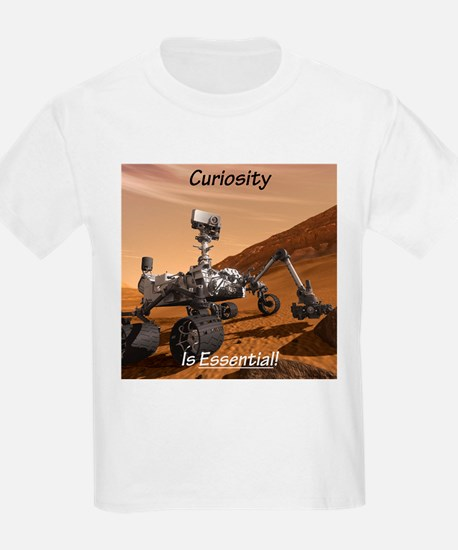 Curiosity Is Essential! T-Shirt