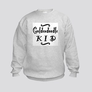 Goldendoodle KID Kids Sweatshirt