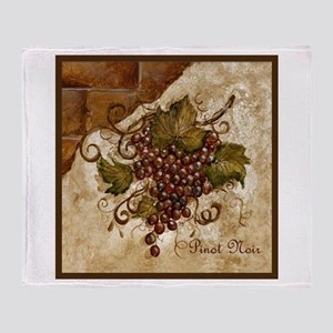 Best Seller Grape Throw Blanket