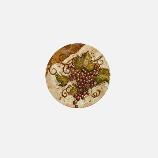 Best Seller Grape Mini Button