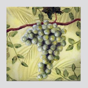 Best Seller Grape Tile Coaster
