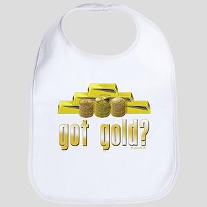 got gold? Bib