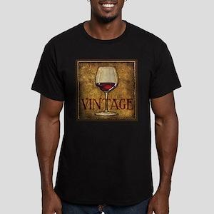 Best Seller Grape Men's Fitted T-Shirt (dark)
