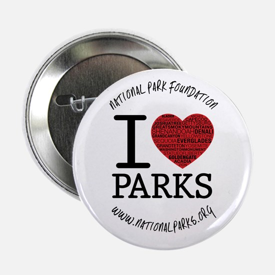 """I Heart Parks 2.25"""" Button (10 pack)"""