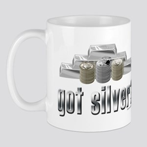 got silver? Mug