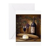 Wine Greeting Cards (20 Pack)