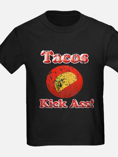 Vintage Tacos Kick Ass T