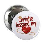 Christie Lassoed My Heart 2.25
