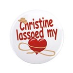 Christine Lassoed My Heart 3.5