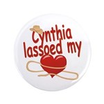 Cynthia Lassoed My Heart 3.5