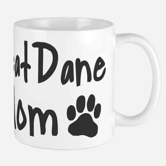 Great Dane MOM Mug
