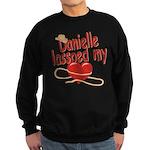 Danielle Lassoed My Heart Sweatshirt (dark)