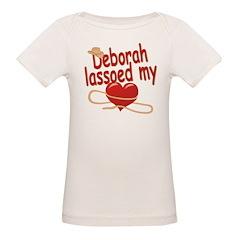 Deborah Lassoed My Heart Tee