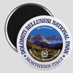 Dolomiti Bellunesi NP Magnets