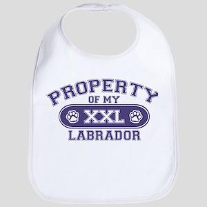 Labrador PROPERTY Bib