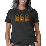 Gingerbread Men Women's Classic T-Shirt